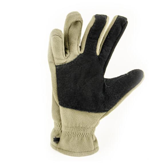 Перчатки Polar с кожаными накладками