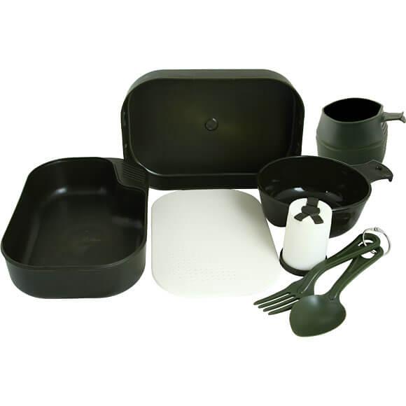 Набор посуды пластик Соло Track