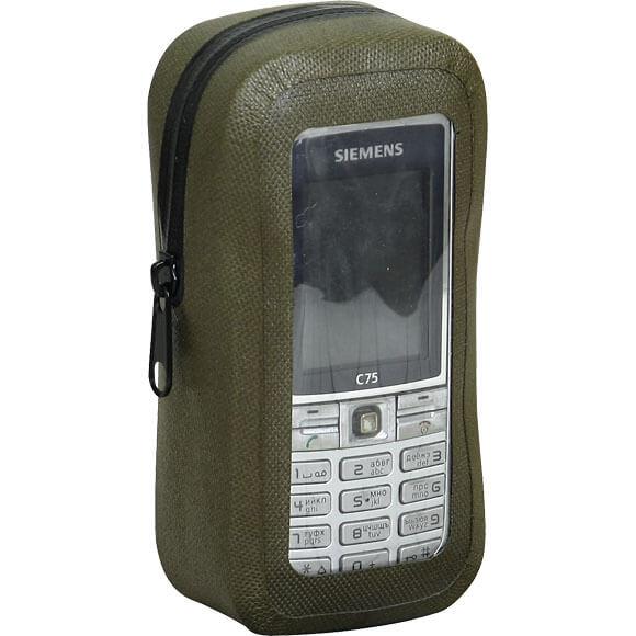 Чехол влагозащитный для телефона с карабином