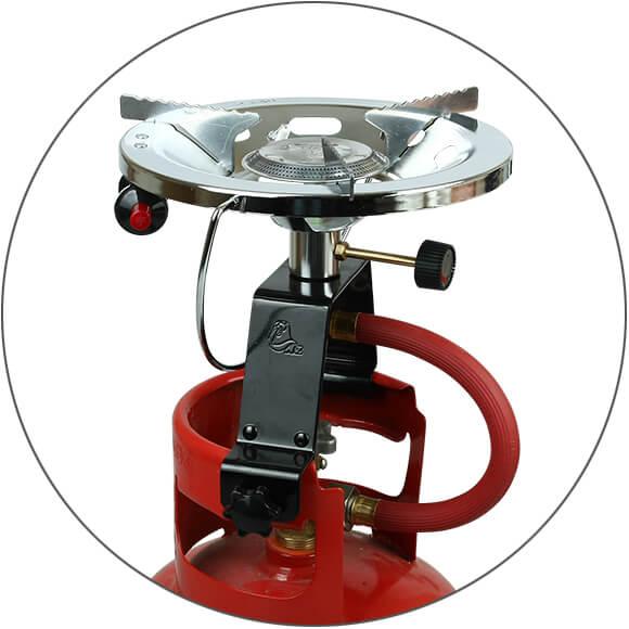 Горелка 4,5 kW пьезоподжиг NBP-450
