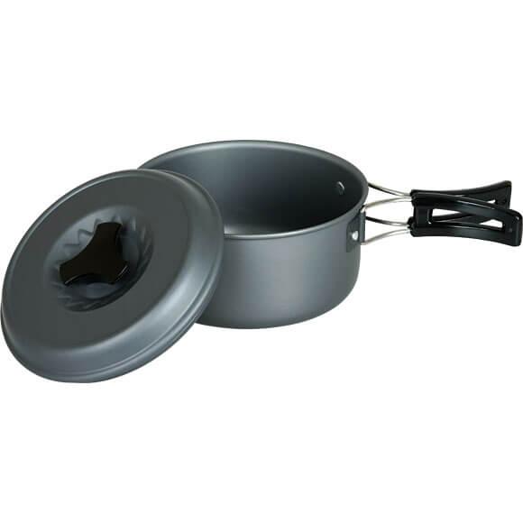 Набор посуды 2 кастрюли,1 сковородка (2-3 персоны)