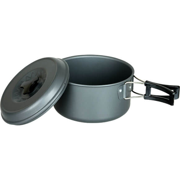 Набор посуды 3 кастрюли, 1 сковородка (4-5 персон)