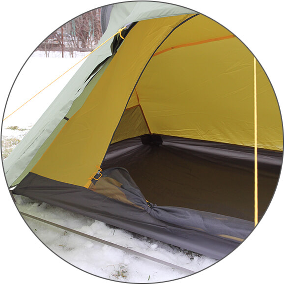 "Палатка ""Shelter"""