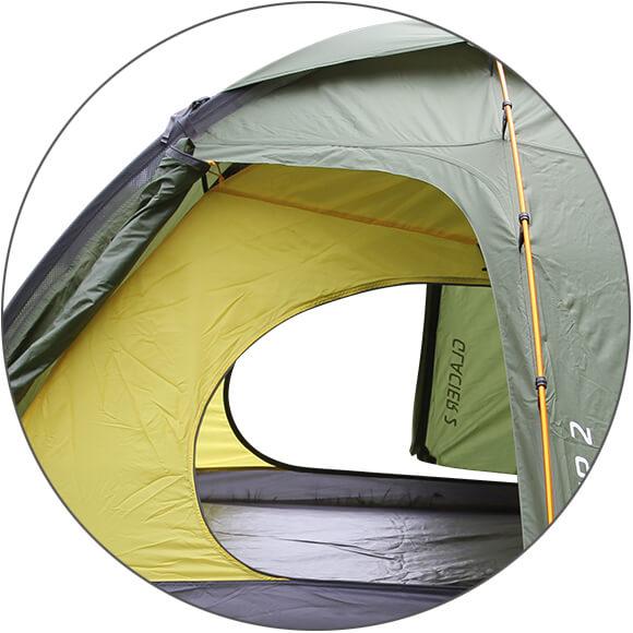 """Палатка """"Glacier 2"""""""