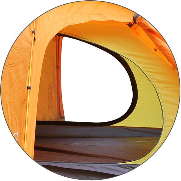 """Палатка """"Glacier 3M"""""""