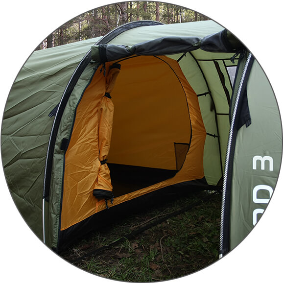"""Палатка """"Fiord 3"""""""