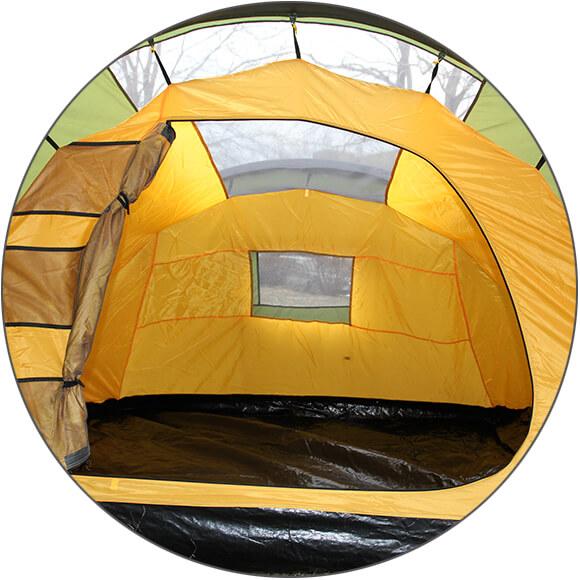 """Палатка """"Discover 6"""""""