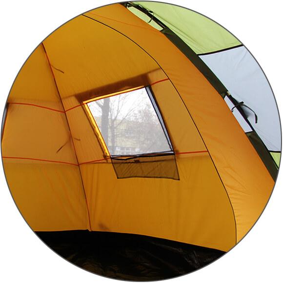 """Палатка """"Terra 4"""""""
