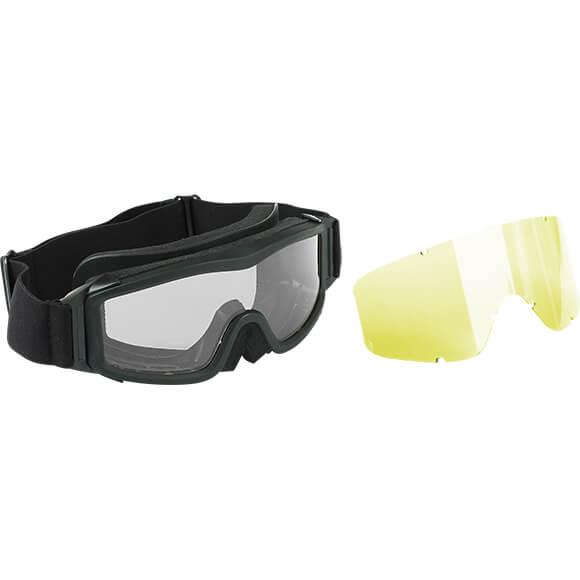 """Очки защитные со сменными фильтрами """"Osprey"""" Track"""