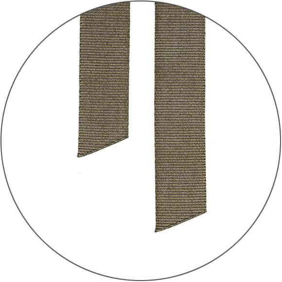 Лямки плечевые универсальные облегченные v.3