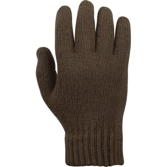 Перчатки из шерсти альпака